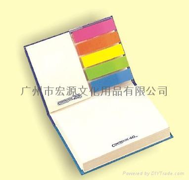 广州硬面便签本便条纸 5