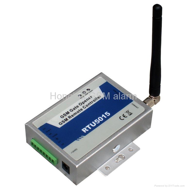 GSM gate opener 1