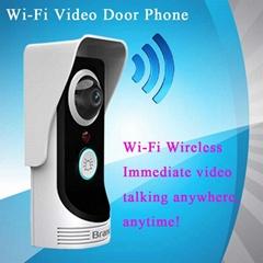 Wi-Fi Video Door Phone
