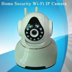 家庭安防网络摄像机