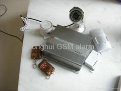 家用GSM彩信報警器