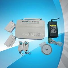 GSM短信報警器