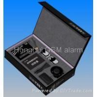 gsm(cps or gprs) car alarm