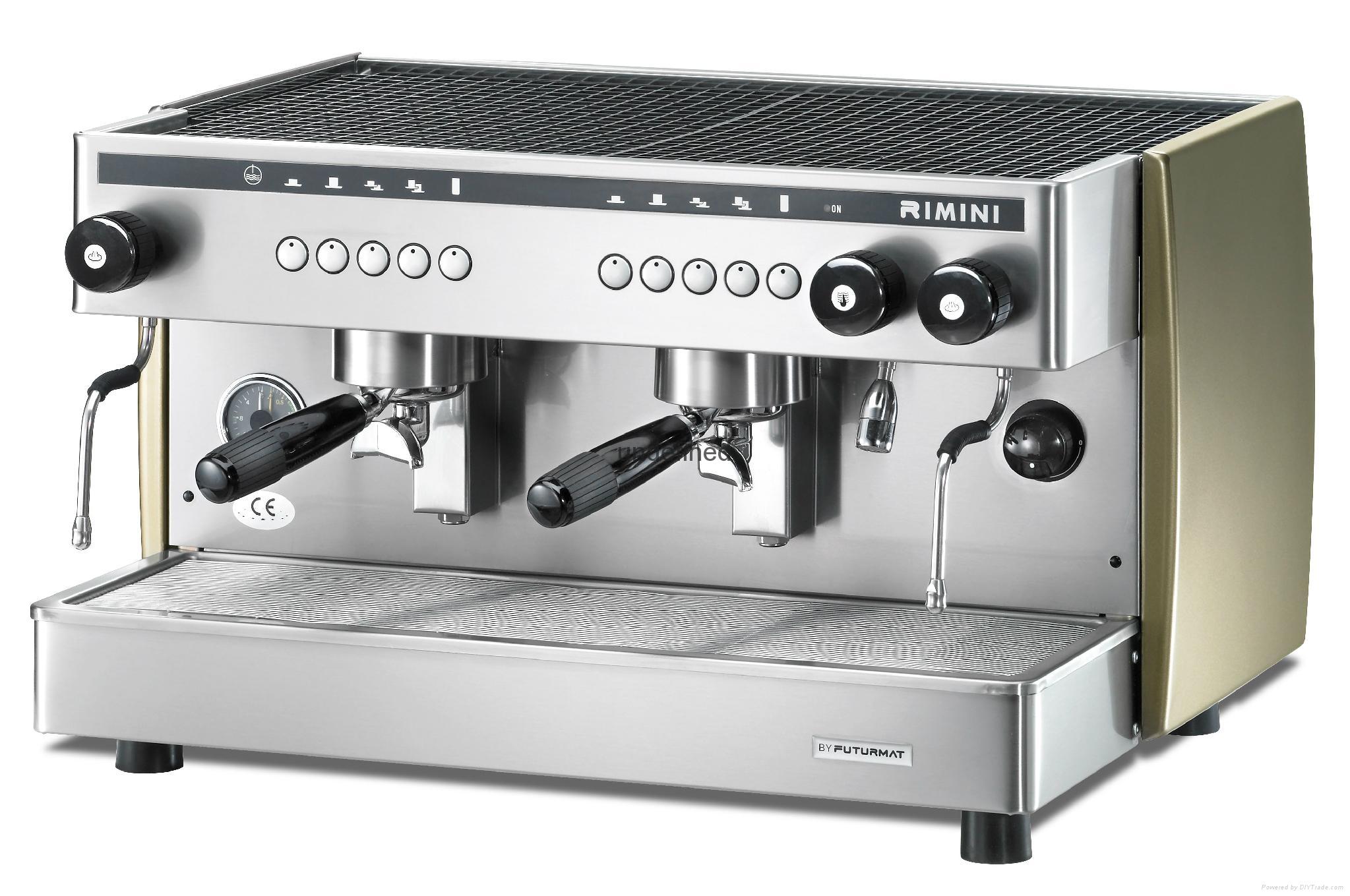 半自动咖啡机 1