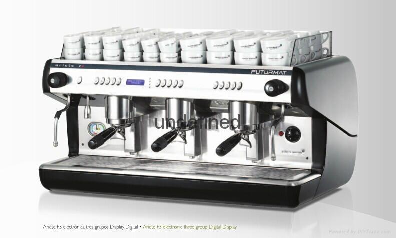 FUTURMAT半自动咖啡机 4