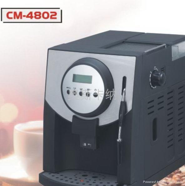 CM-4802全自动咖啡机 2