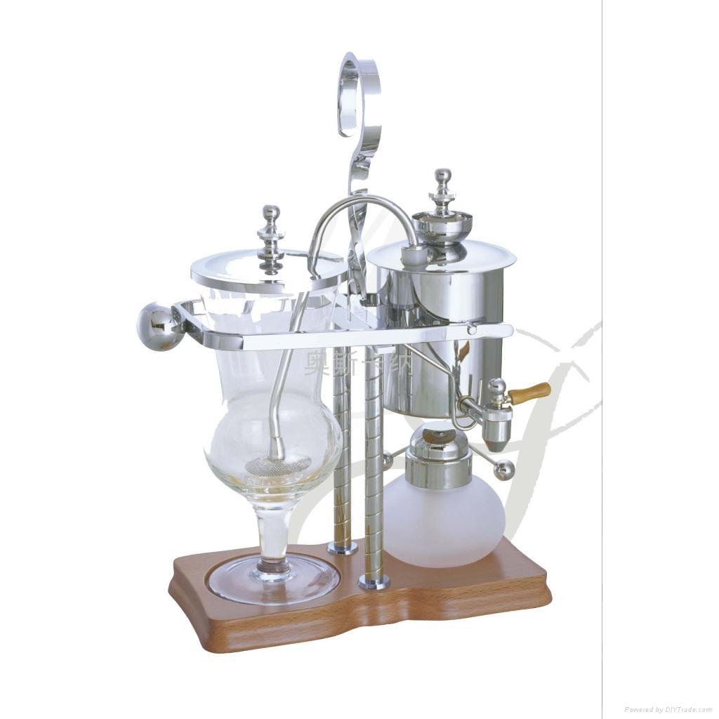 比利时咖啡壶 5