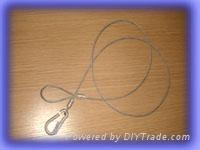 供應深圳密碼鎖用包膠鋼絲繩