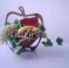 仿真水果模型