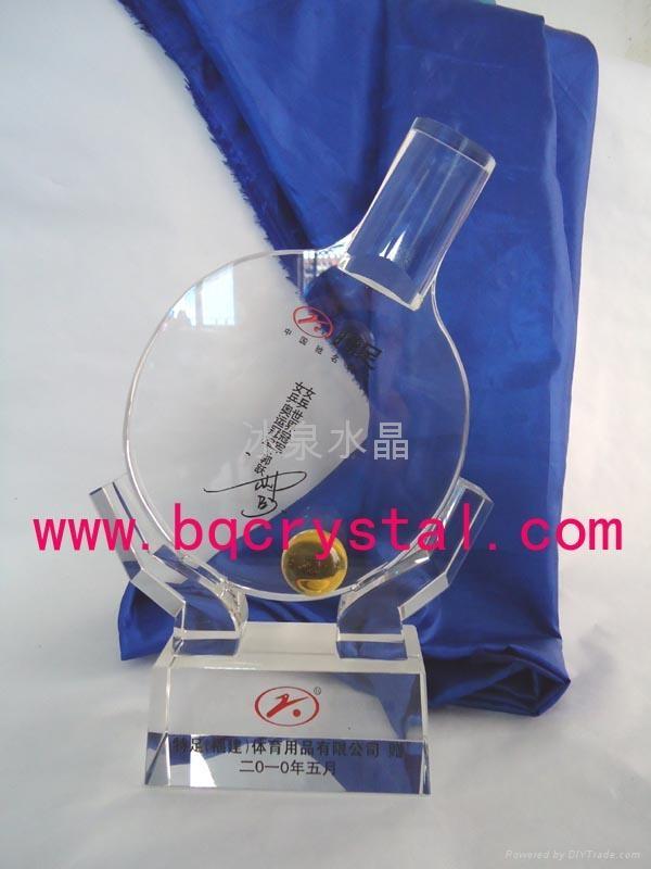 水晶獎杯工藝品 3