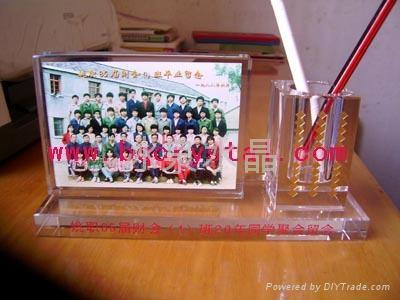 水晶筆筒水晶工藝品 4