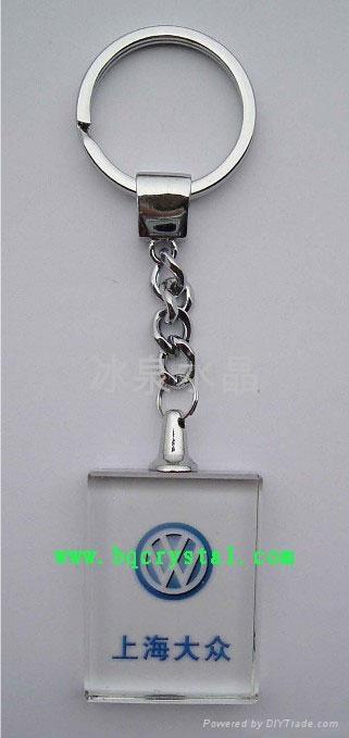 水晶鑰匙扣挂件 3