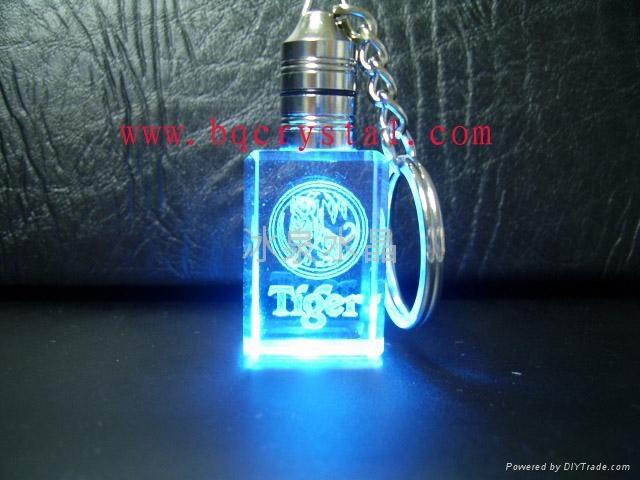 水晶鑰匙扣挂件 4