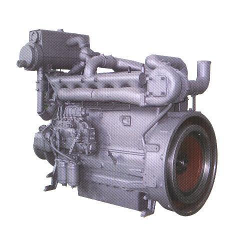 船舶柴油機 4
