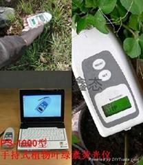 便攜式葉綠素熒光測定儀
