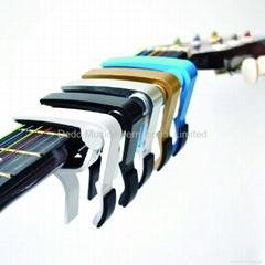 金属吉他变调夹免费印字