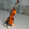Wooden Violin & Ukulele Stands 2