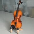 Wooden Violin & Ukulele Stands 3