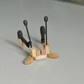Wooden Violin & Ukulele Stands 4