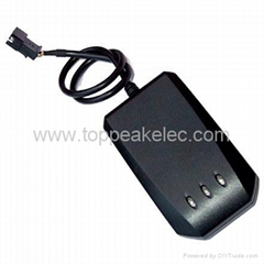 Motorcycle GPS tracker w