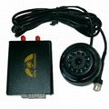 Vehicle gps tracker fuel Car GPRS GSM