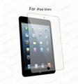 Clear LCD Screen Protector for iPad mini