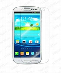 Clear LCD Screen Protector For Samsung