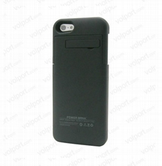 2200mah Ultra Slim External Battery Charger Backup Case Cover For iphone 5