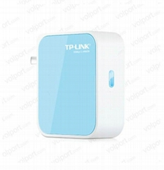 Mini Portable TP-Link TL-WR800N 300Mbps Wi-Fi Wireless Router