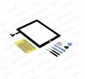 Black Glass Touch Screen Digitizer