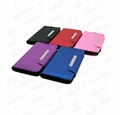 Stylish Wallet Leather Case for Samsung
