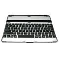 New Bluetooth Keyboard Aluminium Stand