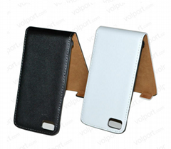 Flip Leather Case For Blackberry Z10 Case Leather Cover