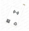 Hot qi Wireless Charger Receiver for Samsung Galaxy S4 i9500