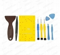 Professional Perfect Opening Repair Tools Kit Set For iphone 4S