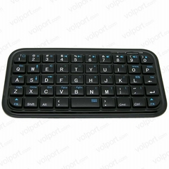 Ultra Slim Mini Wireless Bluetooth Keyboard For iPhone 5 iPhone 4 PS3 Android OS