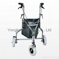 Steel Rollator/Disabled Shopping Cart