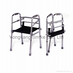 Folding Walker with Seat