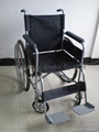 Normal Competitive Steel Wheelchair