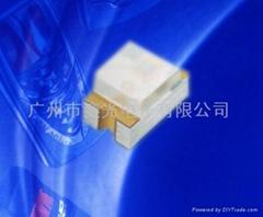 0805藍光貼片LED燈珠促銷