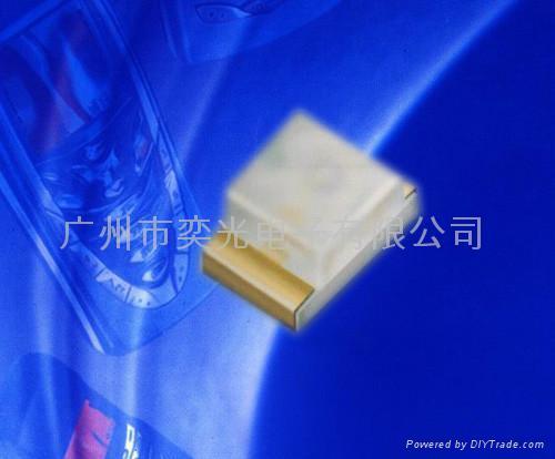 0805蓝光贴片LED灯珠促销 2