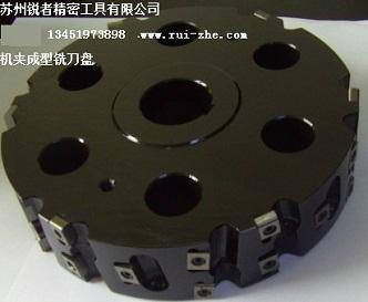 供應銑坡口鉗口成型銑刀盤 1