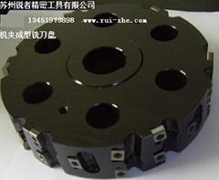 供應銑坡口鉗口成型銑刀盤