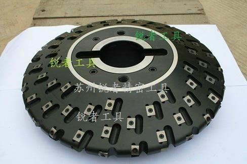 供應銑坡口鉗口成型銑刀盤 2