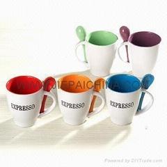 陶瓷杯 咖啡杯 炻瓷杯 马克杯 白瓷杯