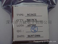 HT1622裸片IC