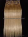 Clip in Hair Extension, clip Hair, Wig Hair Extension 3