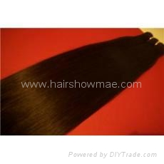 100% Hair Wefts and Wigs
