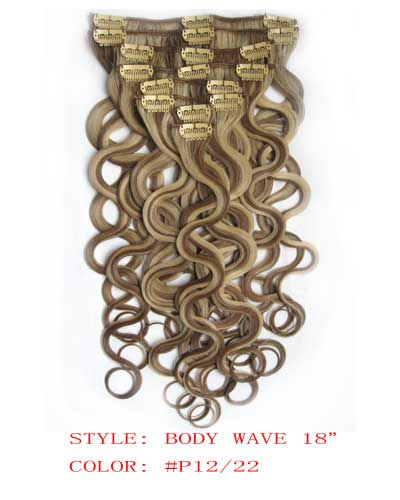 Clip in Hair Extension, clip Hair, Wig Hair Extension 1