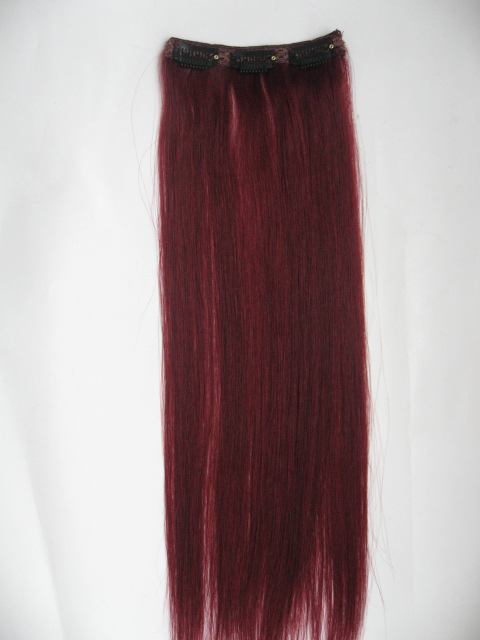 Clip in Hair Extension, clip Hair, Wig Hair Extension 4
